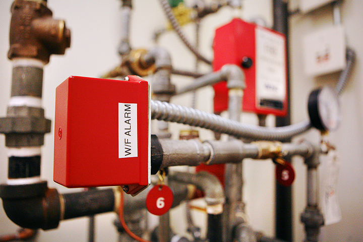 Fire Alarms - Pre-Action System